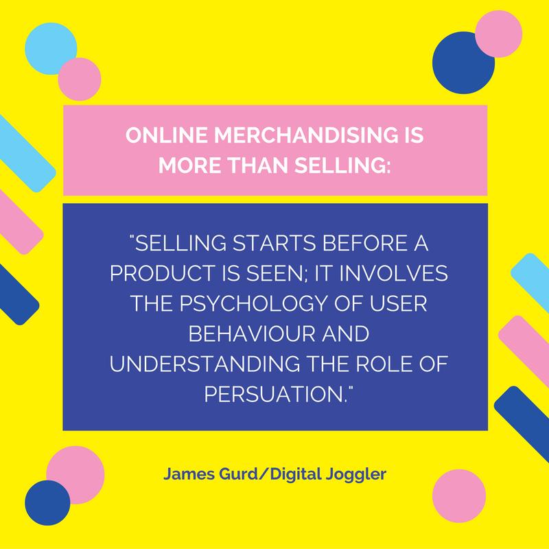 Oppimassa Online Merchandising kurssilla Lontoossa