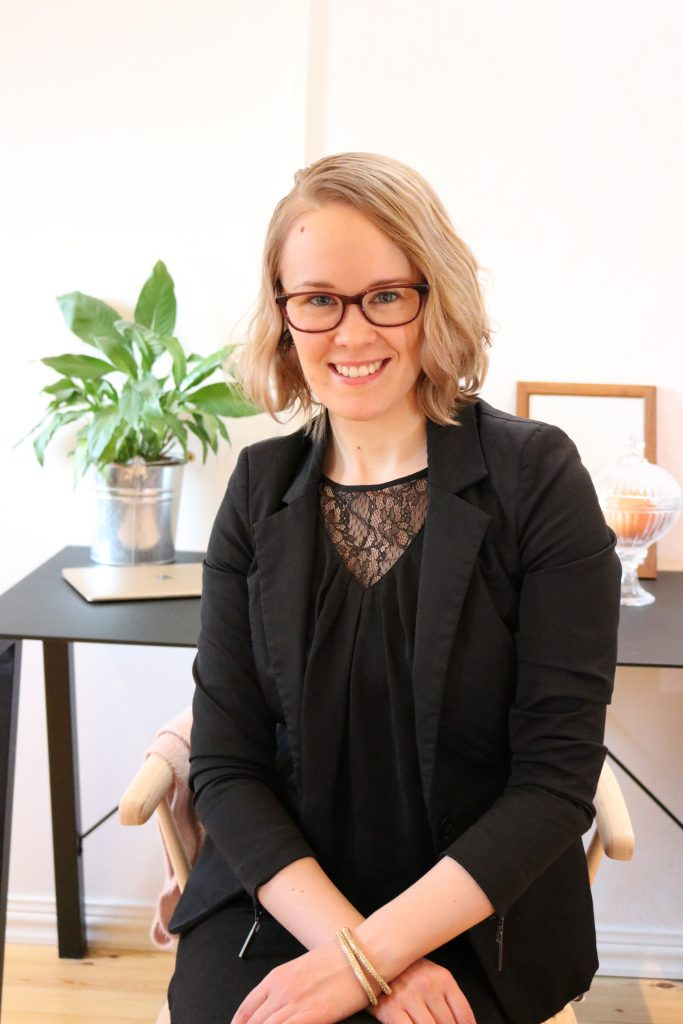 Vieraskynästä by Emma Laaksonen: Minkälainen on hyvä brändi?